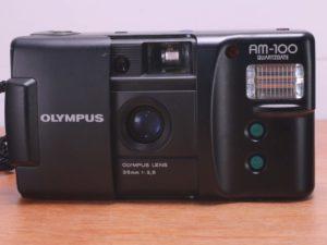 OLYMPUS OM-100