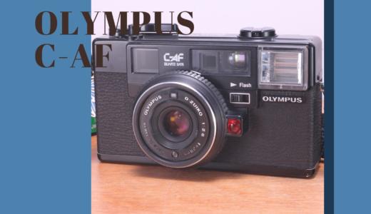 OLYMPUS C-AF の使い方