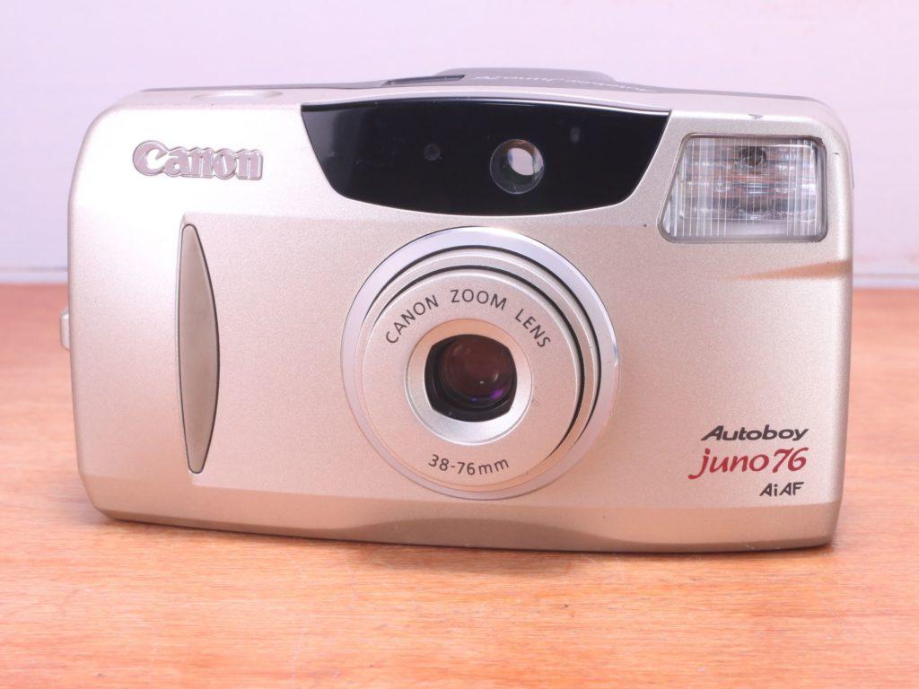 Canon Autoboy JUNO 76