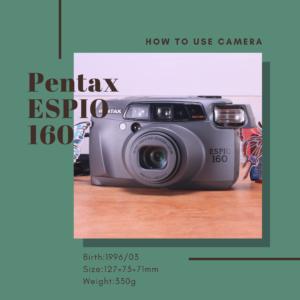 pentax espio 160