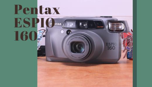 PENTAX ESPIO 160 の使い方