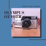 OLYMPUS OZ 105R