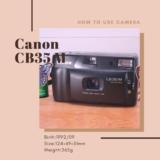 Canon BM 35M