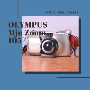 olympus mju zoom 105