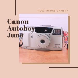 canon autoboy juno