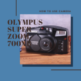 OLYMPUS SUPER ZOOM 700 XB