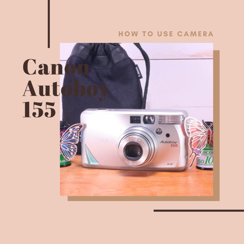 Canon autoboy 155