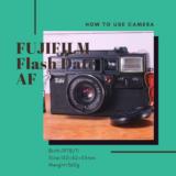 FUJIFILM FUJICA FLASH DATE