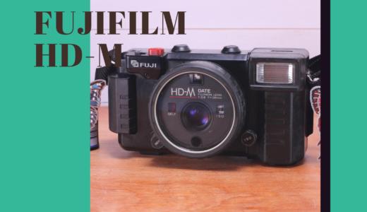 FUJIFILM HD-M の使い方
