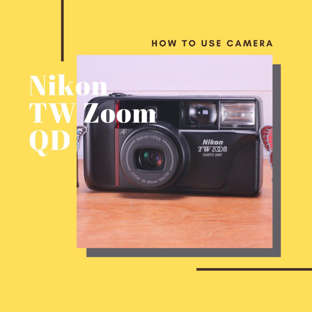 Nikon tw zoom qd