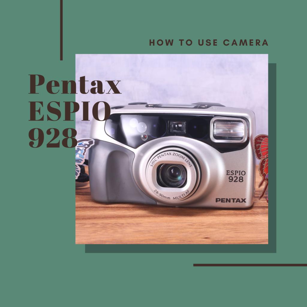 Pentax espio 928