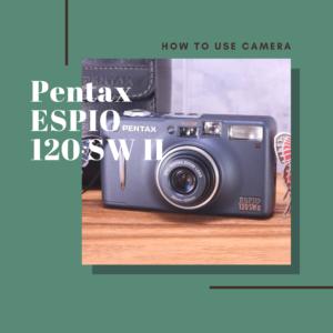 pentax 120sw ii