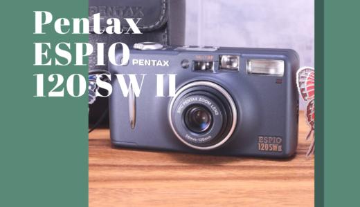 PENTAX ESPIO 120 SW & 120 SW II の使い方