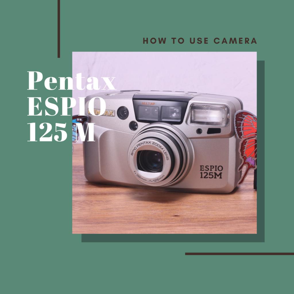 Pentax 125M
