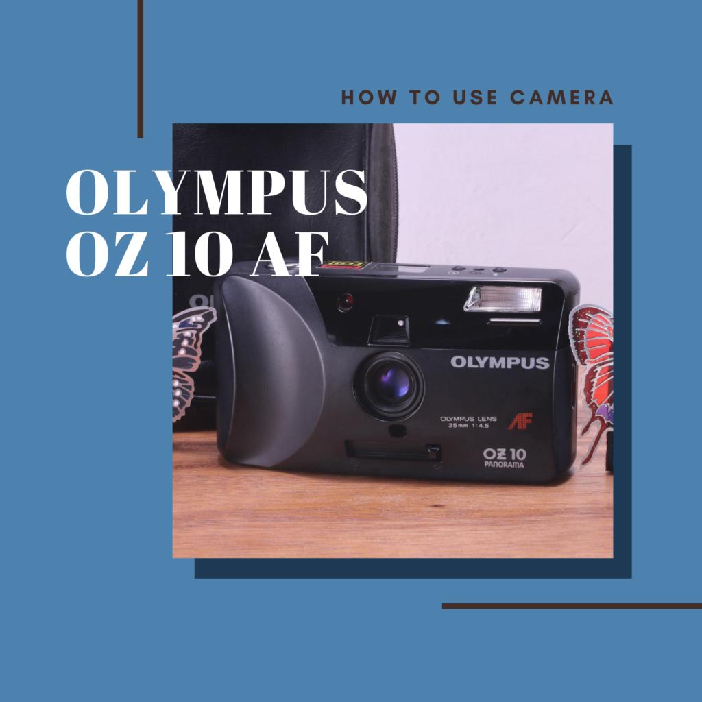 OLYMPUS OZ 10 AF
