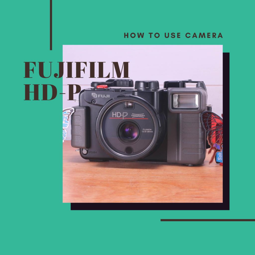 FUJIFILM HD-P