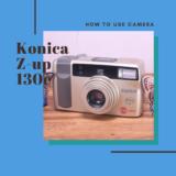 KONICA Z-up 130e