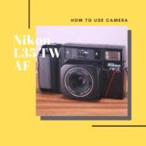 Nikon L35 TW