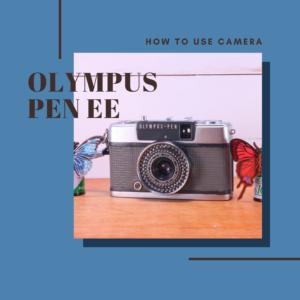 OLYMPUS PEN EE