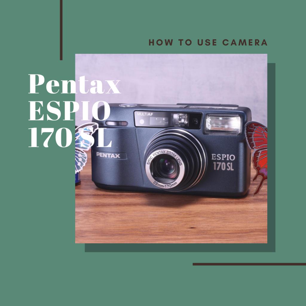 PENTAX ESPIO 170 SL