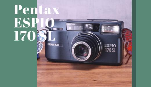 PENTAX ESPIO 150SL & 170SL の使い方
