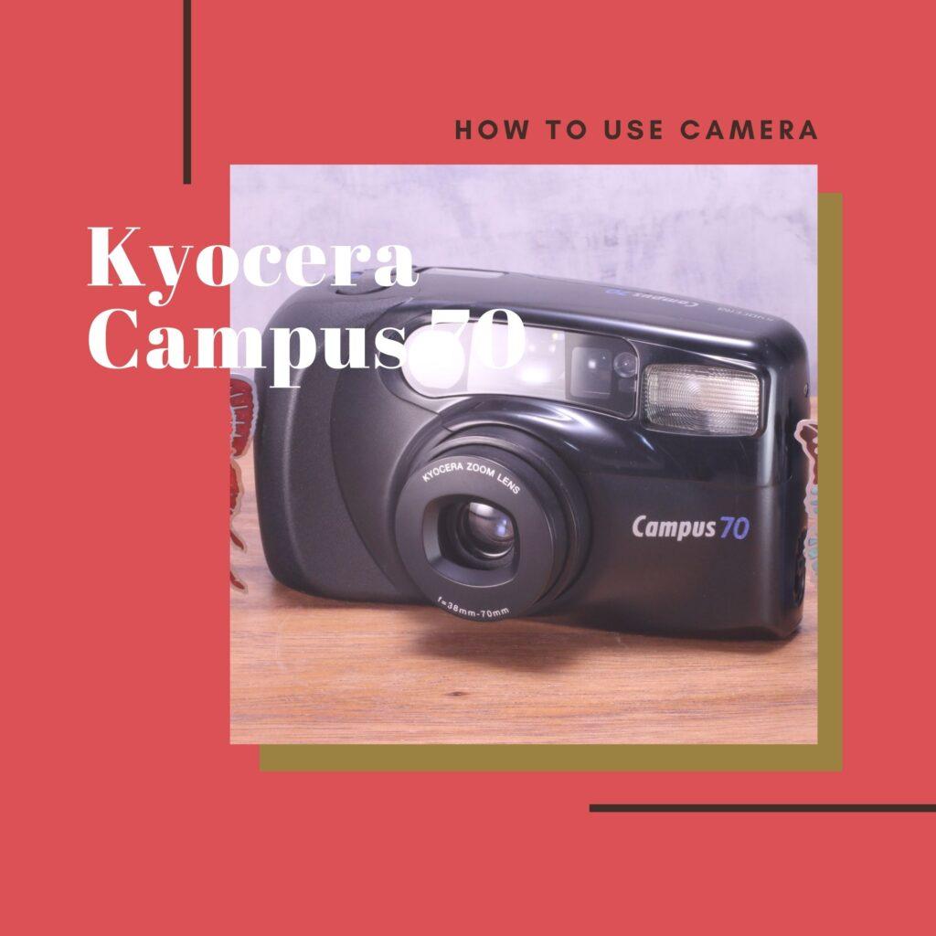 kyocera campus 70