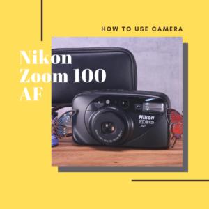Nikon Zoom 100 AF