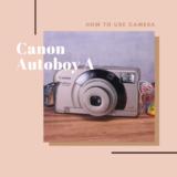 Canon Autoboy A