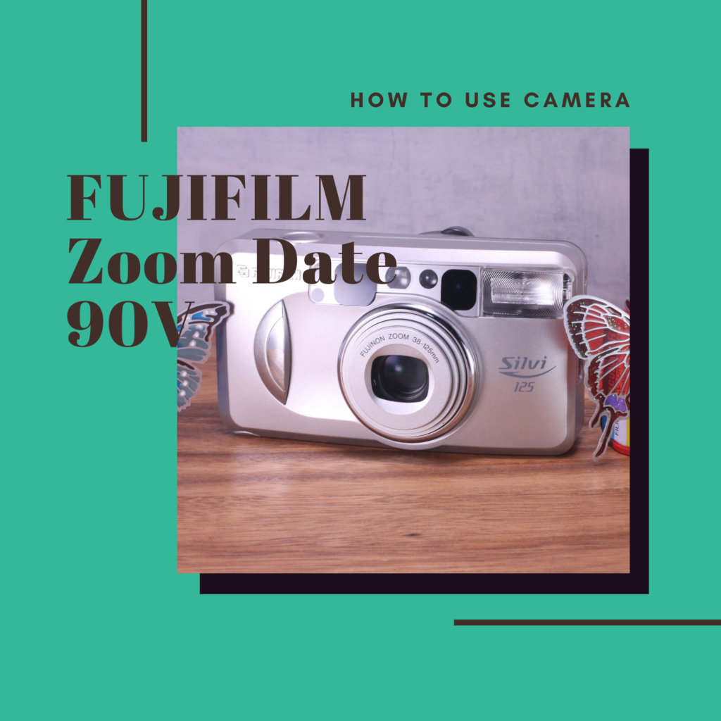 FUJIFILM Zoomdate 90V