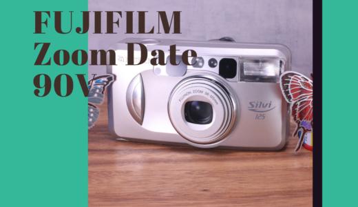 FUJIFILM Silvi (Zoom Date) 90 の使い方