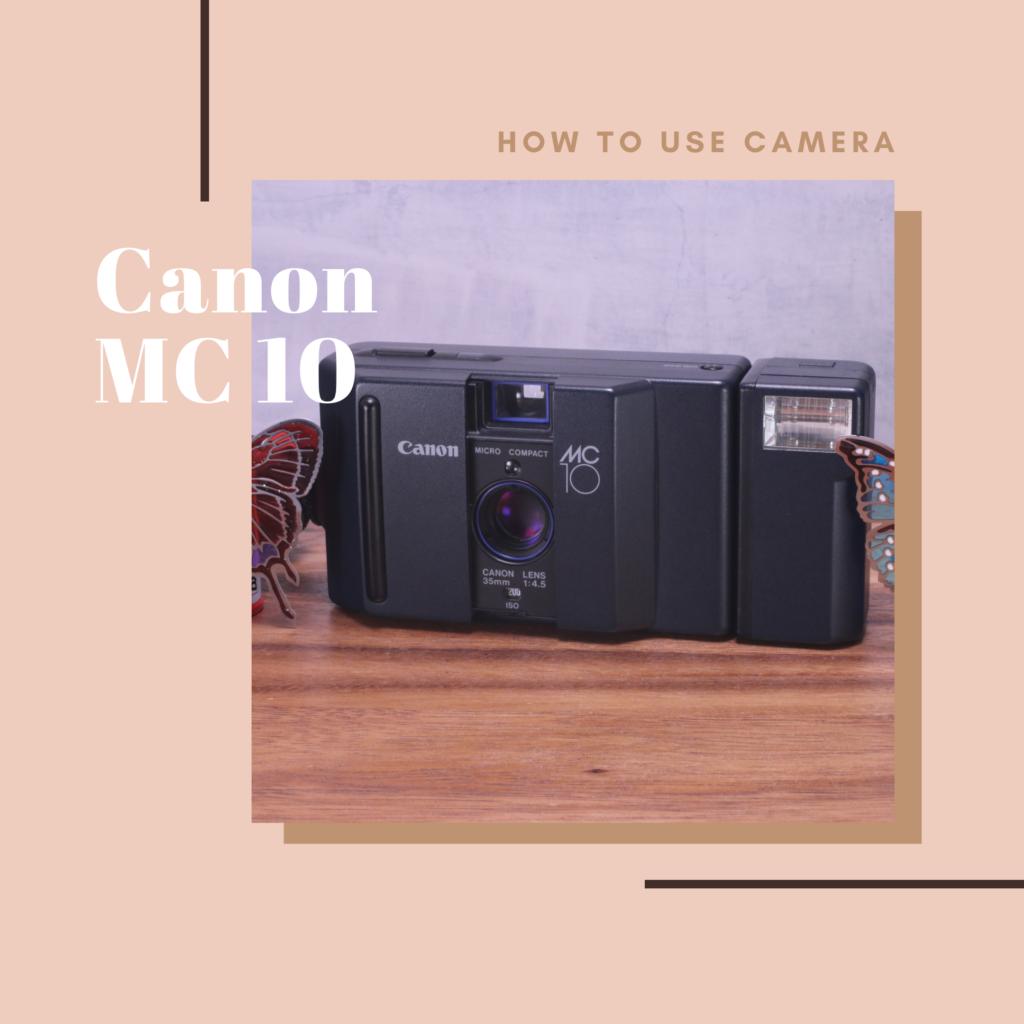 Canon MC10