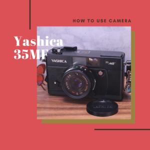 Yashica 35 MF